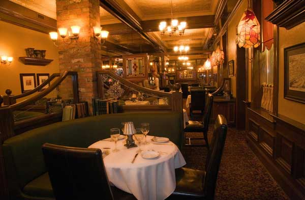Romantic atmosphere, exceptional food & attentive service, The Parlour Steakhouse