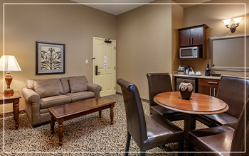 Book a two-bedroom suite at The Parlour Inn in Stratford Ontario for a family getaway