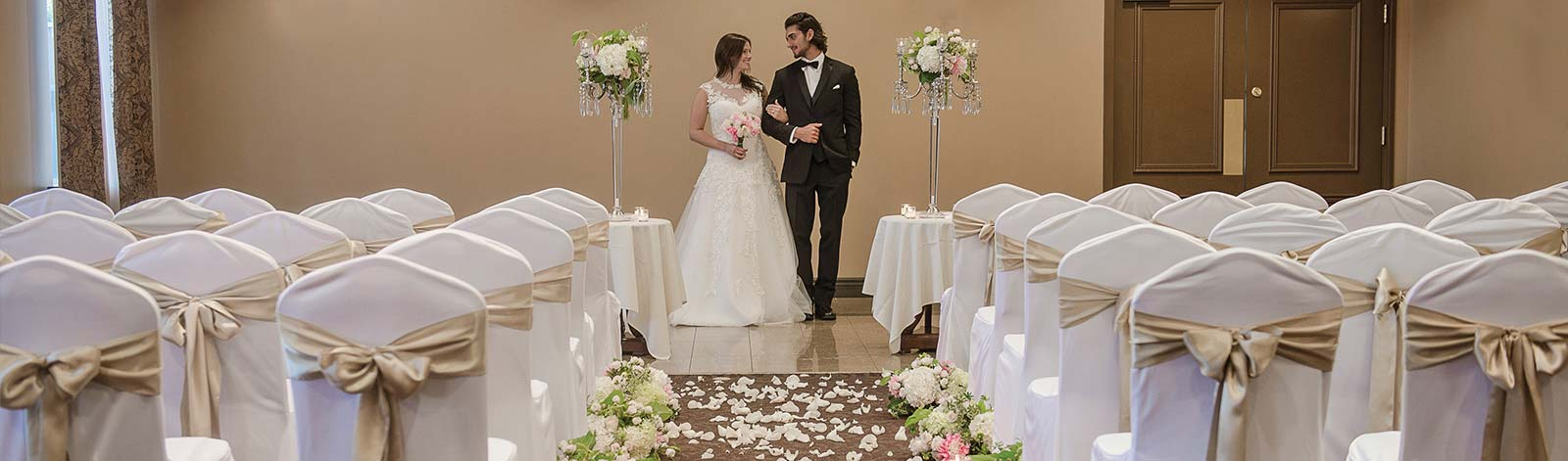 Weddings at The Parlour Inn in Stratford Ontario