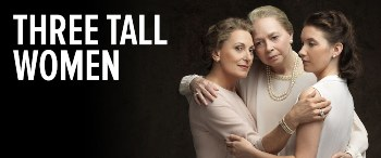 Three Tall Women at the 2020 Stratford Festival